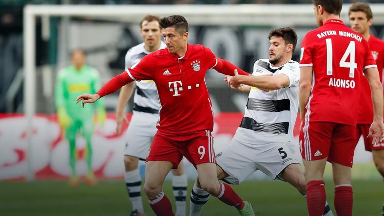 Borussia Moenchengladbach - Bayern Monachium