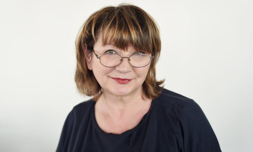 Grażyna Minkowska, dziennikarka Faktu