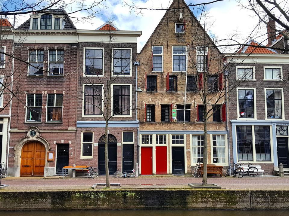 Delft –  małe miasteczko w Holandii Południowej obok Hagi