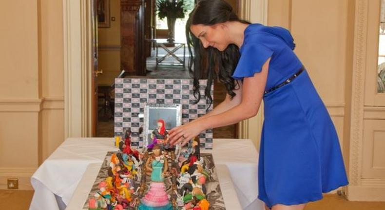 World's most expensive cake cost GH₵300 million