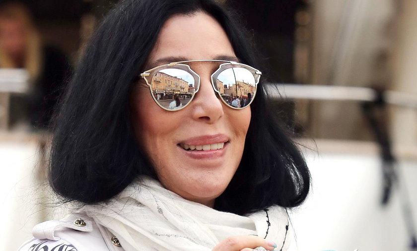Twarz Cher