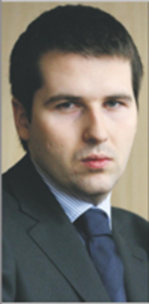 Jarosław Ziobrowski, prawnik w zespole prawa podatkowego WKB Wierciński, Kwieciński, Baehr
