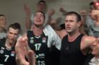 KAD NAGRNU EMOCIJE Ušli smo u svlačionicu Partizana odmah posle osvajanja Kupa Koraća, a tamo... /VIDEO/