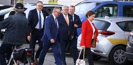 Ryszard Czarnecki zrzucił politykę na dalszy plan i walczy o inny stołek! Ruszył w Polskę zabiegać o głosy [ZDJĘCIA]