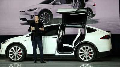 Tesla surges 16% amid battery optimism, speculation of S&P 500 inclusion (TSLA)