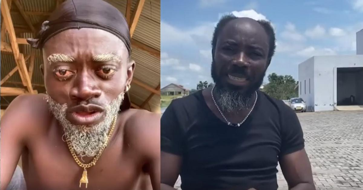 Big Akwes reveals why Lil Win didn't show up at Bill Asamoah's mother's funeral