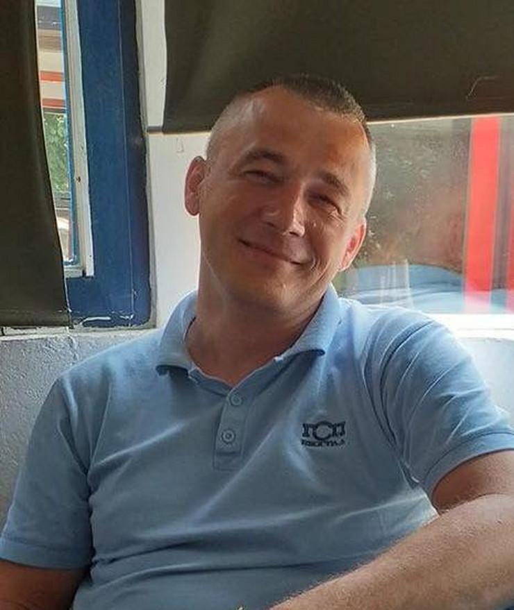 Sima Šarik, vozač GSP-a