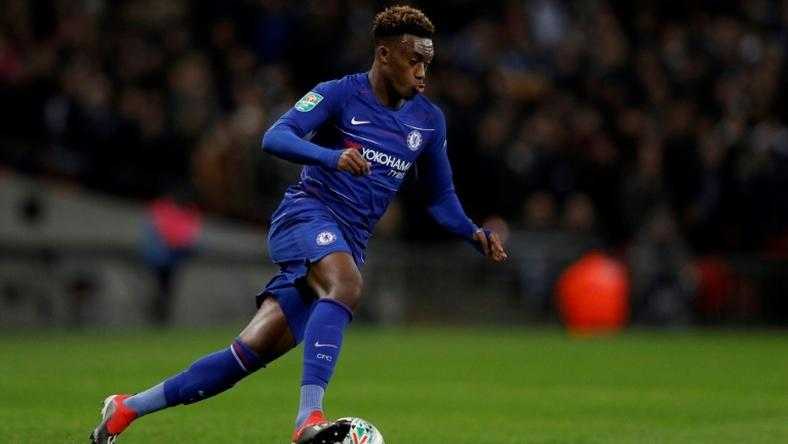 Chelsea's Callum Hudson-Odoi is a transfer target for Bayern Munich