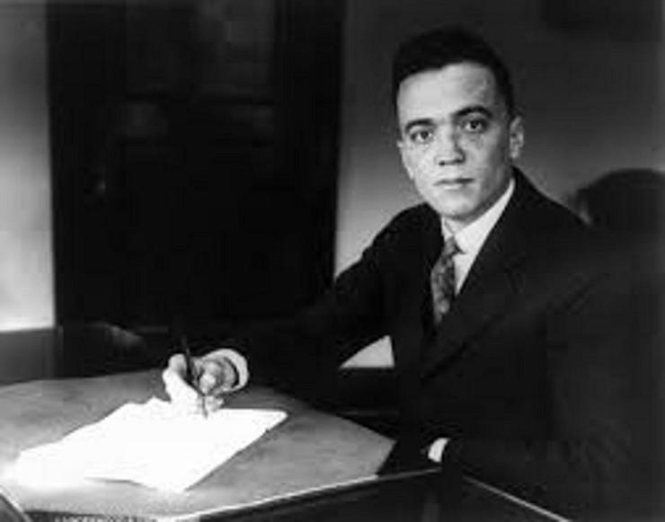 Mladi Džej Edgar Huver wikipedia