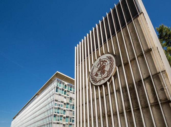 Predstavništvo WHO u Ženevi