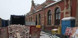 Trwa remont dworca w Gdańsku