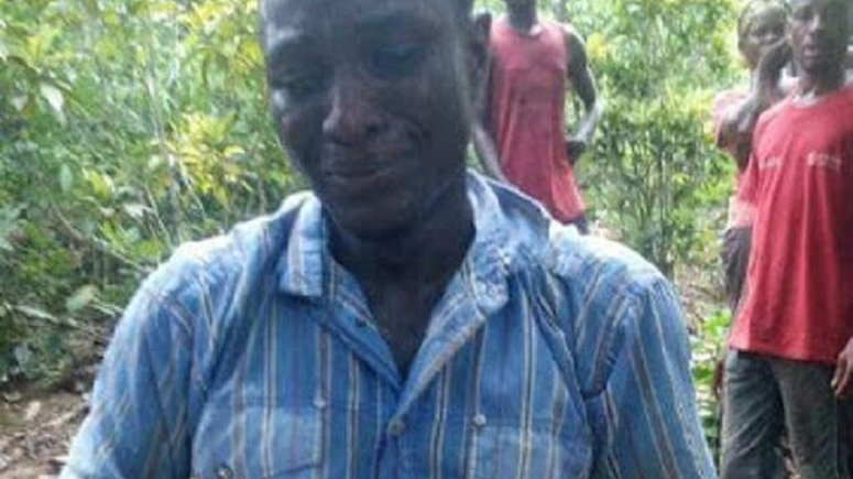 Father From Hell Ghana man beheads 6-yr-old son for money rituals