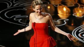 Oscary 2014: Jennifer Lawrence znowu zaliczyła upadek