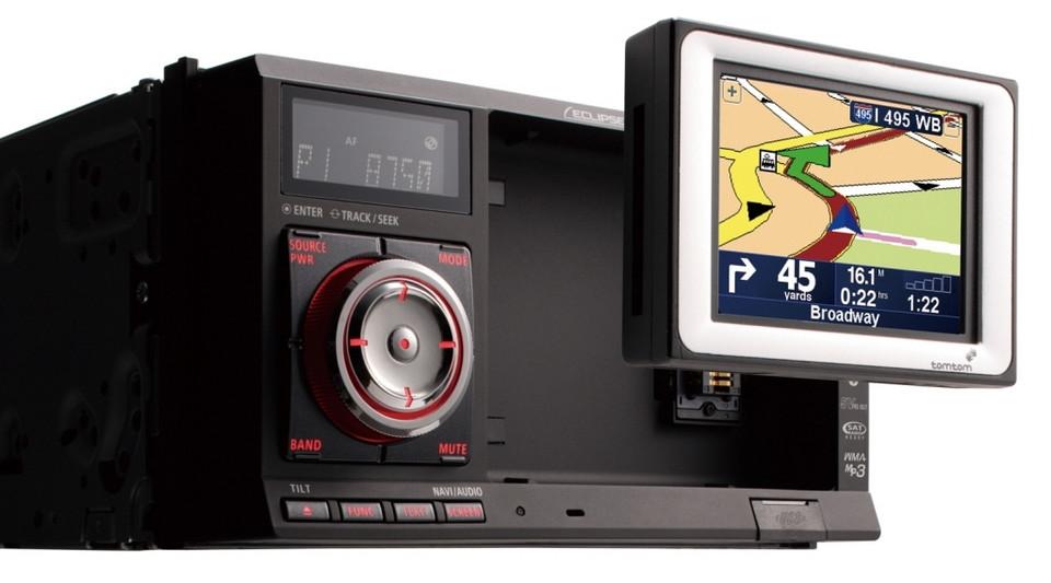 adc84e63067c64 Nawigacja TomTom jako zdejmowany panel od radia samochodowego? Na taki  niezwykły pomysł wpadli Japończycy z