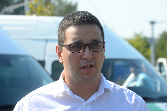 Aleksandar Vučić, predsednik udruženja CarGo