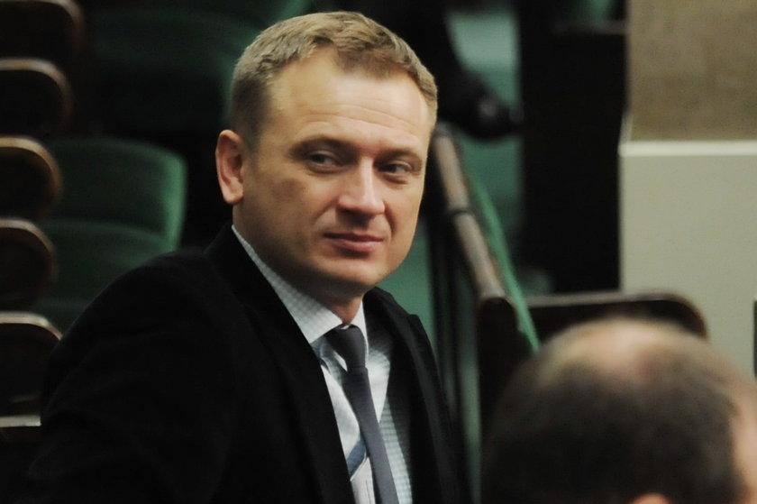 Sławomir Nitras, były eurodeputowany PO.