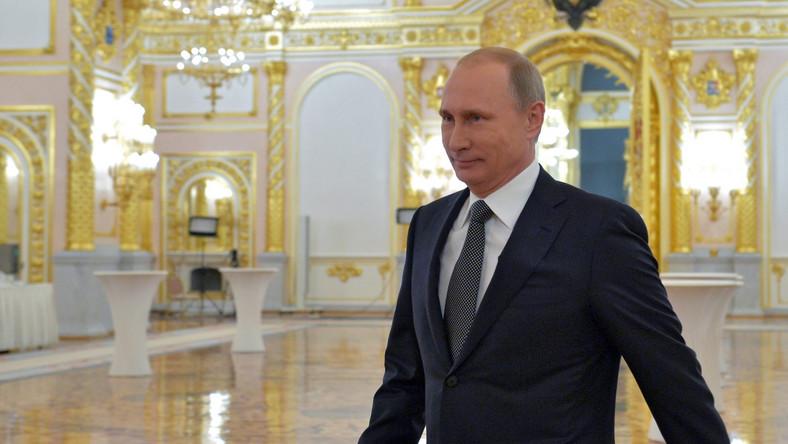 """Zachwyt w Rosji po orędziu Putina. """"Wizja sprawiedliwego społeczeństwa"""""""