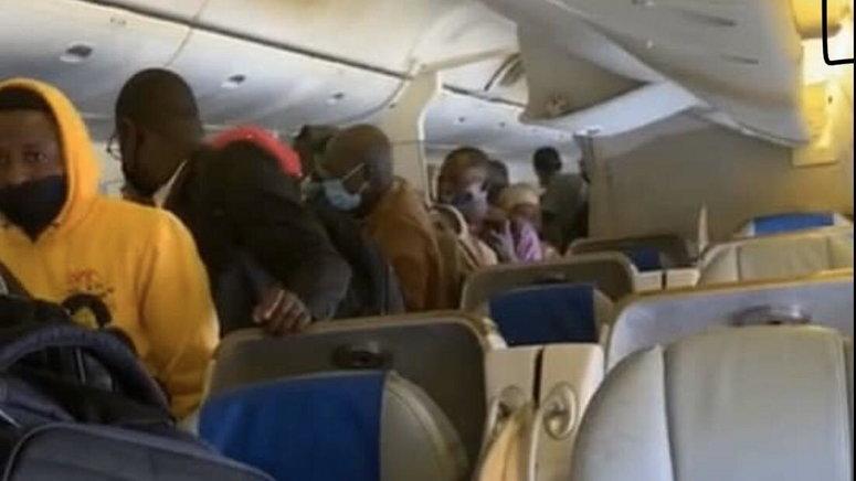 172 Nigerians Evacuated From Uganda And Nairobi Due To Coronavirus Arrive Nigeria