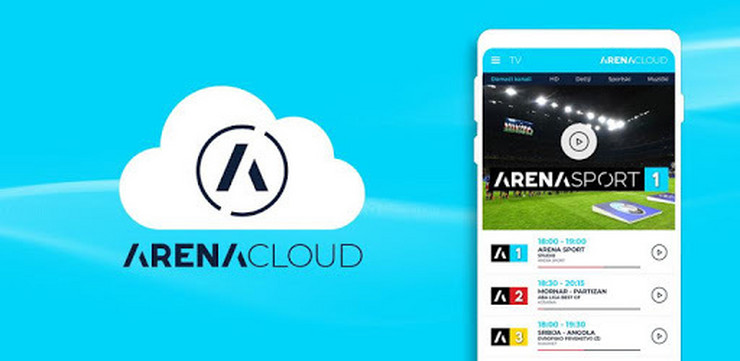 Arena cloud