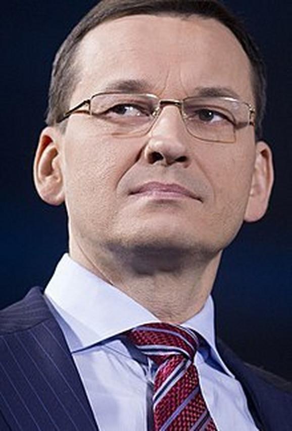 Mateuš Moravjecki, premijer Poljske