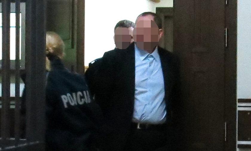Mąż - dusiciel stanął przed sądem - Bielsko.