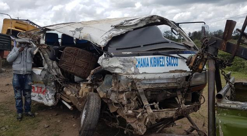 8 feared dead in grisly accident involving multiple vehicles along Eastern Bypass