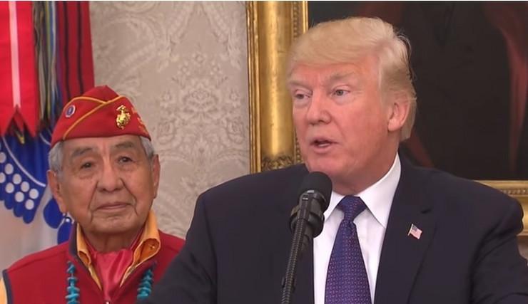 Tramp sa veteranima Navaho2