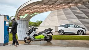 BMW Motorrad przedstawia kolejną generację C evolution
