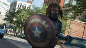 """""""Kapitan Ameryka: Zimowy żołnierz"""" na szczycie w USA"""