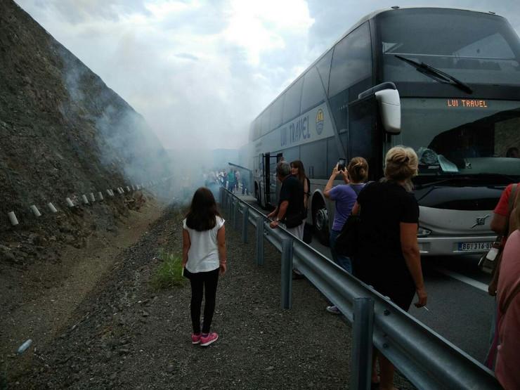 autobus Grčka