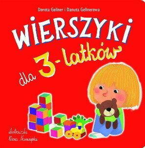 Wierszyki dla 3-latków, fot. Muza