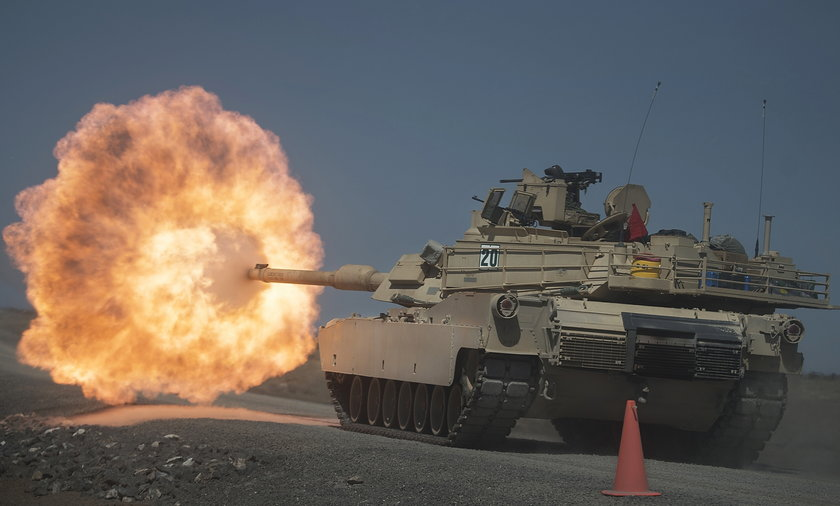 250 czołgów Abrams ma kosztować około 23 miliardów zł.