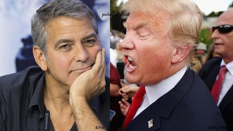 Geroge Clooney blasts Donald Trumo over Mexican immigrants comment
