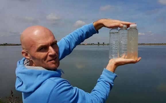 Rizik za pomor ribe mali: Mišel Roman, hidrolog