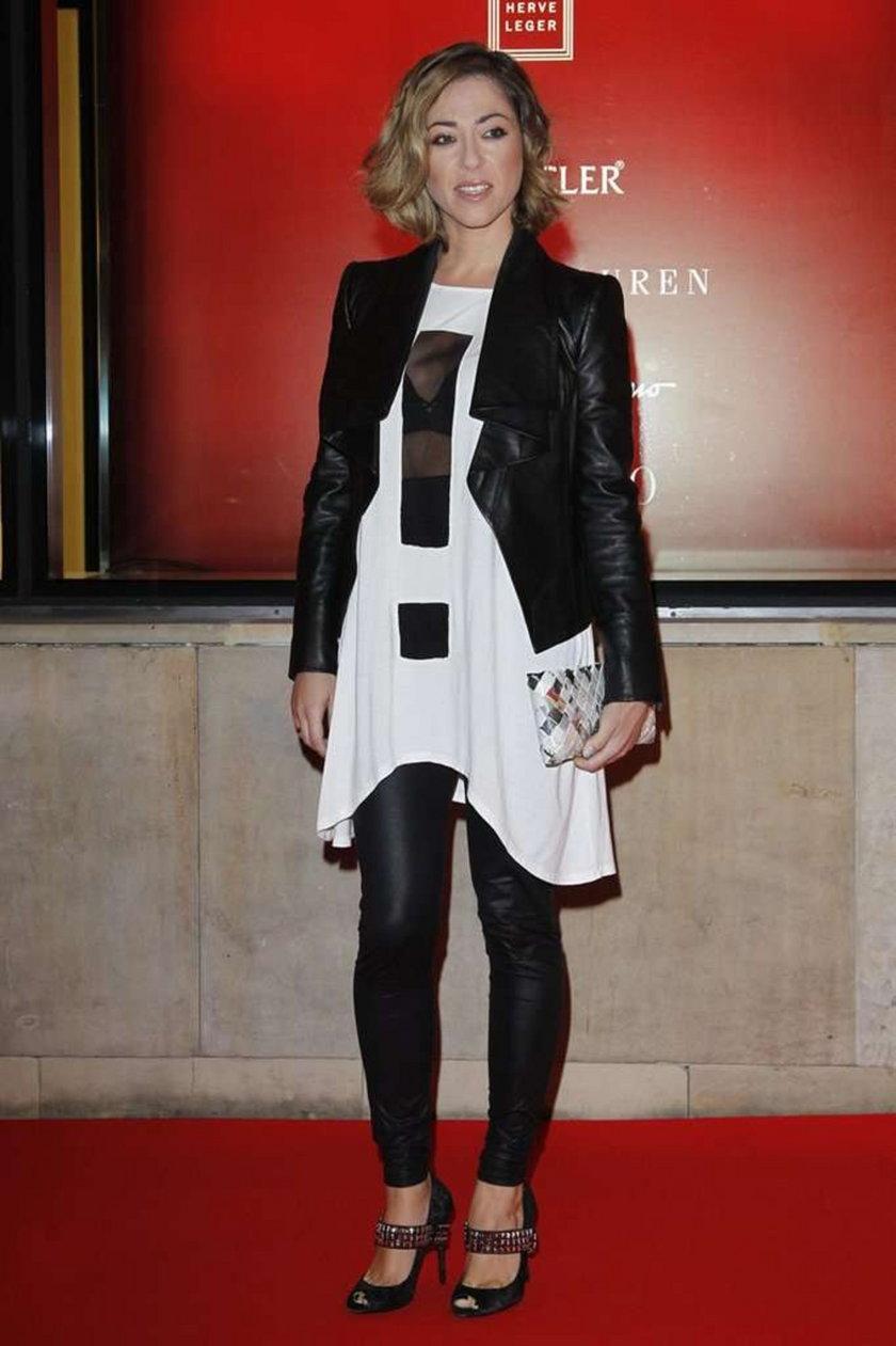 Najlepsze kreacje września 2011 - Natalia Kukulska