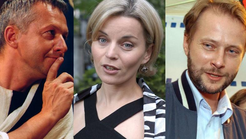 Bogusław Linda, Małgorzata Foremniak, Artur Żmijewski
