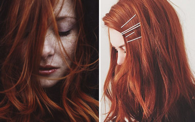 Modne Rude Odcienie Włosów Galeria Komu Pasuje Rudy Kolor