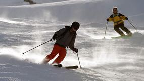 We Francji coraz więcej 80-latków jeździ na nartach