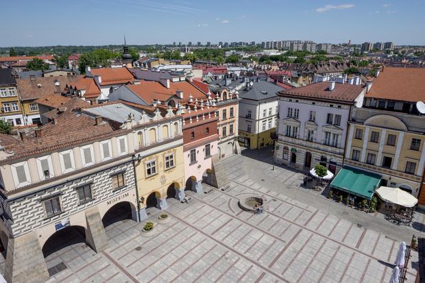 Rynek, Tarnów