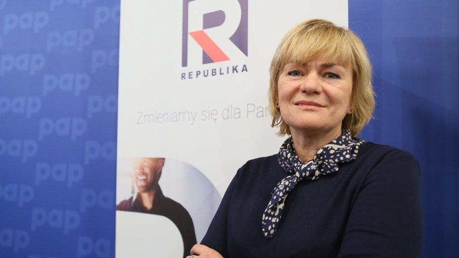 Dorota Kania została powołana do nowego zarządu Polska Press, ale sąd jej nie wpisał do KRS