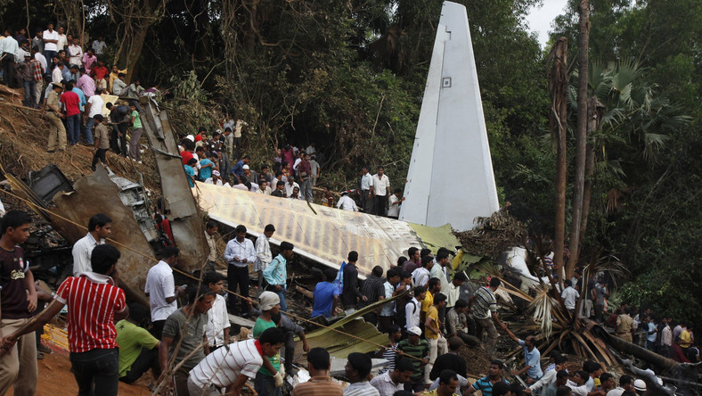 Katastrofa samolotu Air India w Mangalore