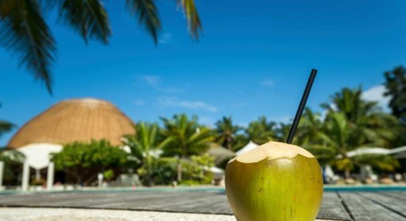 Coconut water helps regulate human blood pressure --- Nutritionist