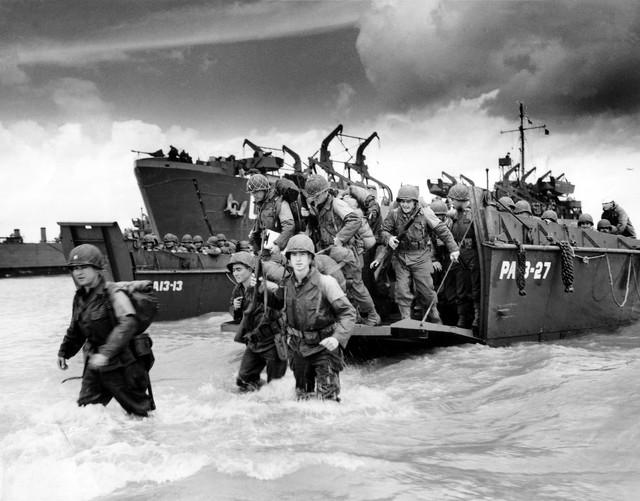 6. juna 1944. u Normandiji se iskrcalo 130.000 ljudi