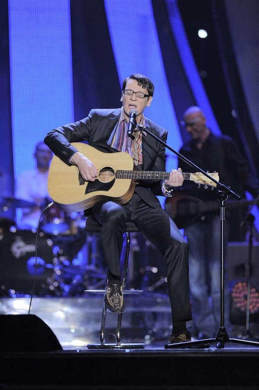 Maleńczuk zaśpiewa w stylu country