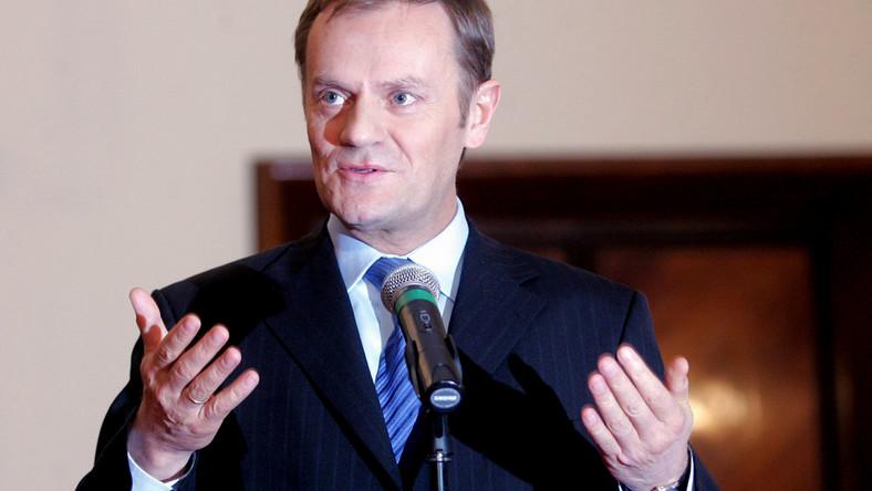Premier Tusk o polskiej polityce zagranicznej