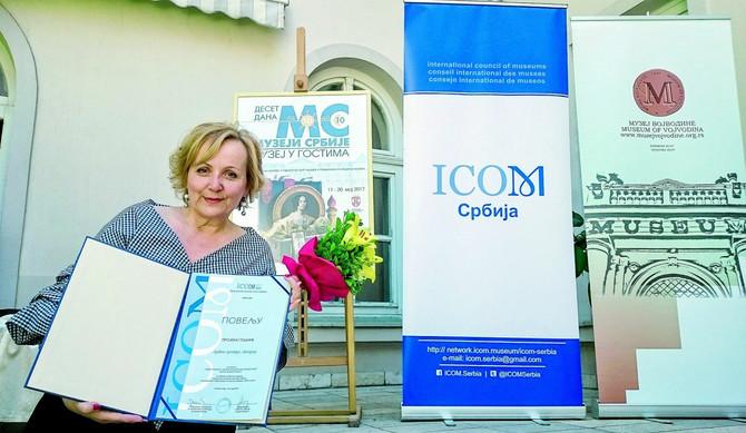 Tamara Ognjević, istoričarka umetnosti i gastroheritolog