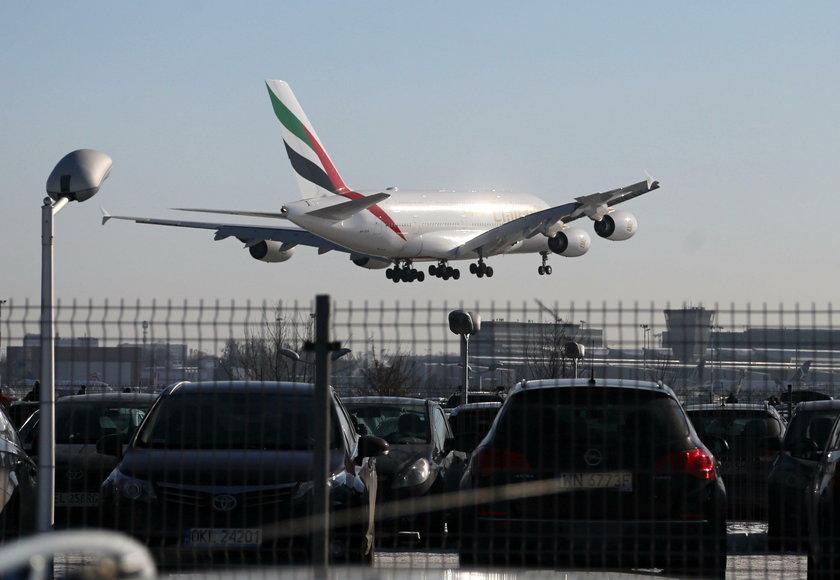 Airbus linii Emirates