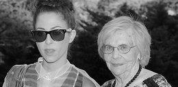 Pogrzeb babci Natalii Kukulskiej