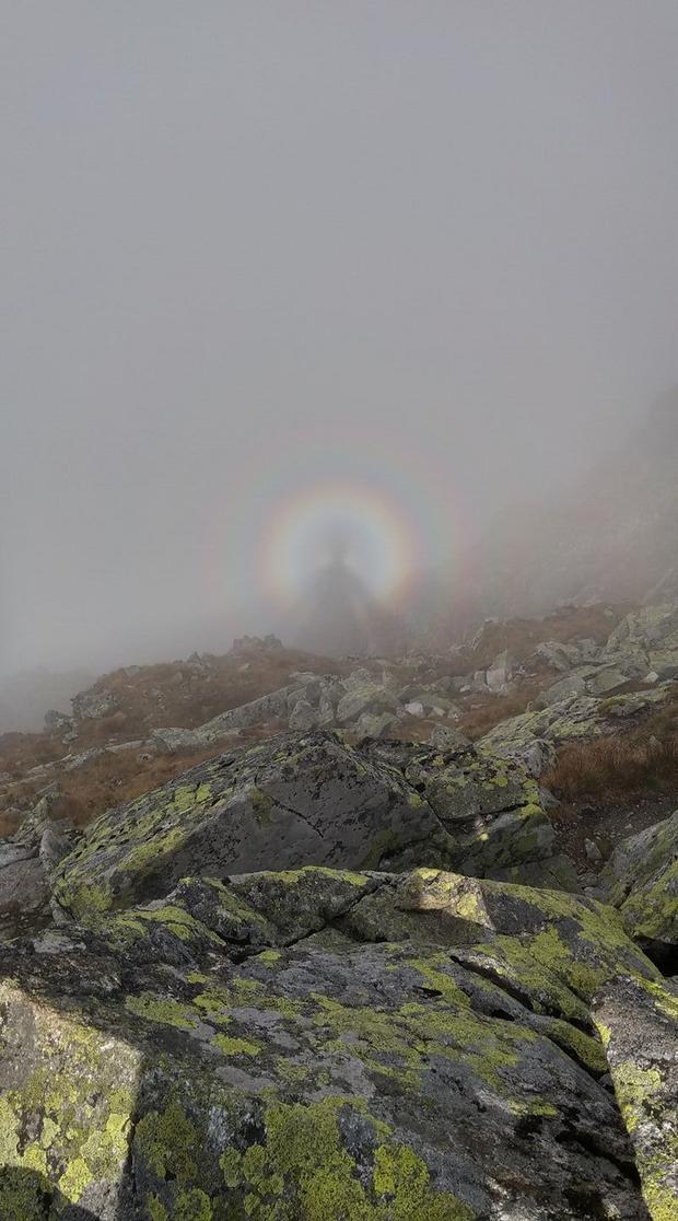 Niezwykle rzadkie zjawisko w Tatrach