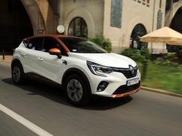 Renault Captur 1.0 TCe – zwraca uwagę nie tylko urodą